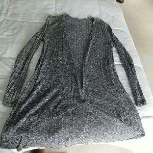 Donating 2/1 gray cardigan